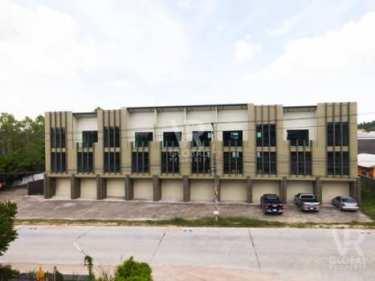 VR Global Property ขายตึกแถวใหม่ 3ชั้น อาคารพาณิชย์ ใกล้มอเตอร์เวย์ ชลบุรี-พัทยา ศรีราชา, ชลบุรี