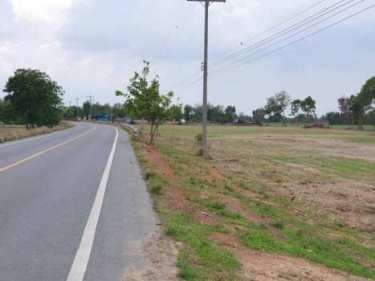 ที่ดิน แบ่งขาย สุพรรณบุรี ที่หนองหญ้าไซ ทำเล และบรรยากาศดี ค่าโอนค่าภาษีฟรี น้ำปะปาและไฟฟ้าอยู่หน้าแปลงที่ดิน