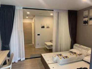 ให้เช่าคอนโด Kave Town Space ปทุมธานี ห้องใหม่ เดินทางสะดวก เงียบสงบ ลมเย็นสบาย